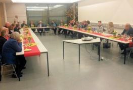 23.10.2015: MIT Ostalb vor Ort bei der Fa. OMEGA Sorg in Essingen